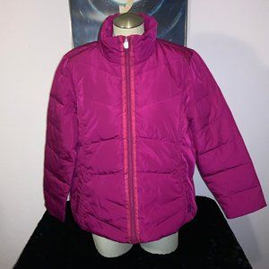 NEW Lands' End Winter Coat XL/P 18 Insulated Down